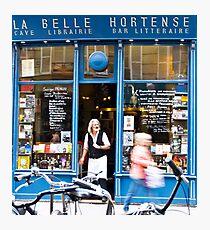 La belle Hortense, Paris. Photographic Print
