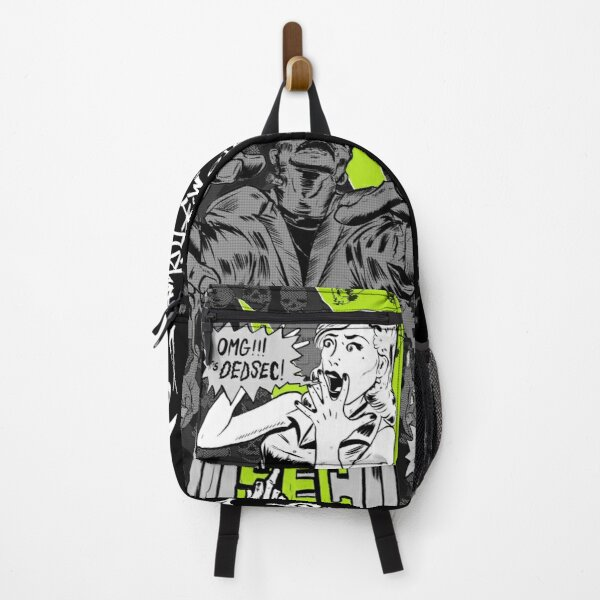 GS108 - WD Legion Backpack