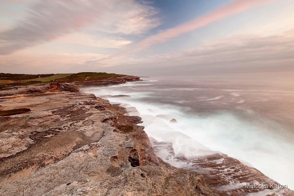 Cape Banks, NSW by Malcolm Katon