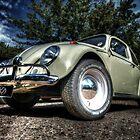VW Beetle by Nigel Bangert