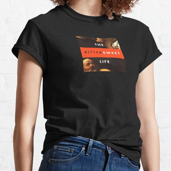 """""""The Bittersweet Life"""" Podcast Square Logo Classic T-Shirt"""