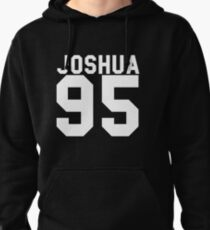 SEVENTEEN: JOSHUA JERSEY Pullover Hoodie