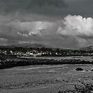 Ireland coastal village by DHParsons