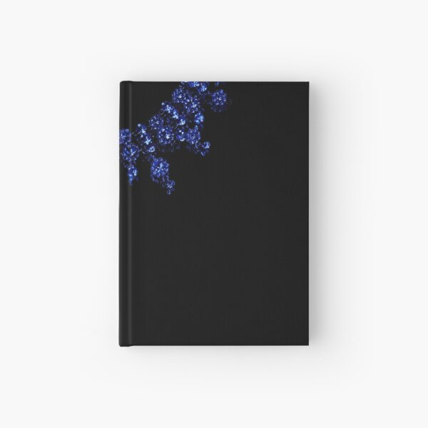 The Sapphire Necklace  Hardcover Journal