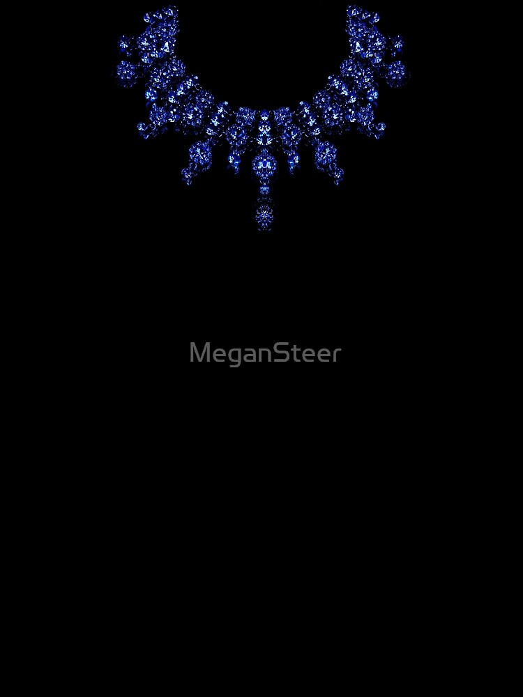 The Sapphire Necklace  by MeganSteer