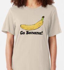 Go Banana! Slim Fit T-Shirt