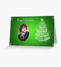 Jamie Fraser Greeting Card