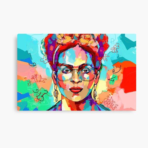 Frida Kahlo Lienzo