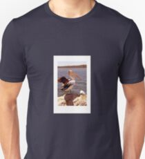 Pelican and seagul T-Shirt