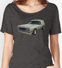 Illustrated HZ Holden Panel Van - Chamois Women's Relaxed Fit T-Shirt