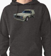 Illustrated HZ Holden Panel Van - Chamois Pullover Hoodie