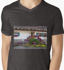 House and Flowers T-Shirt