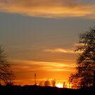 Christmas Eve Sunset by Fara