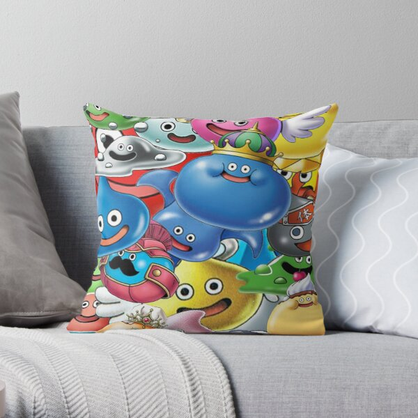 Dragon Quest Slimes Coussin