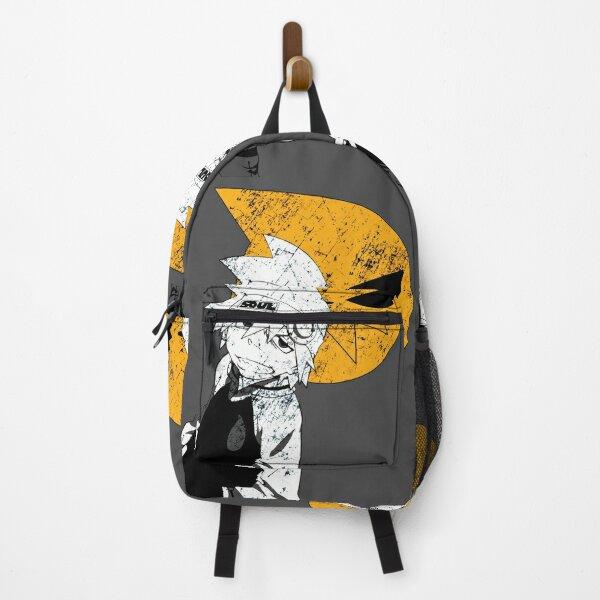 Soul eater Evans anime Backpack
