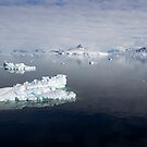 Reflecting on Antarctica 081 by Karl David Hill