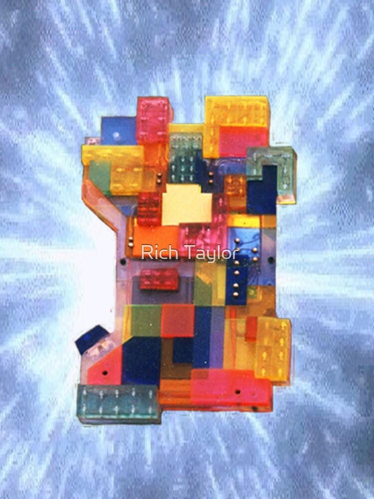 "Quantum Leap ""Gummy Bear"" Handlink by richmoolah88"