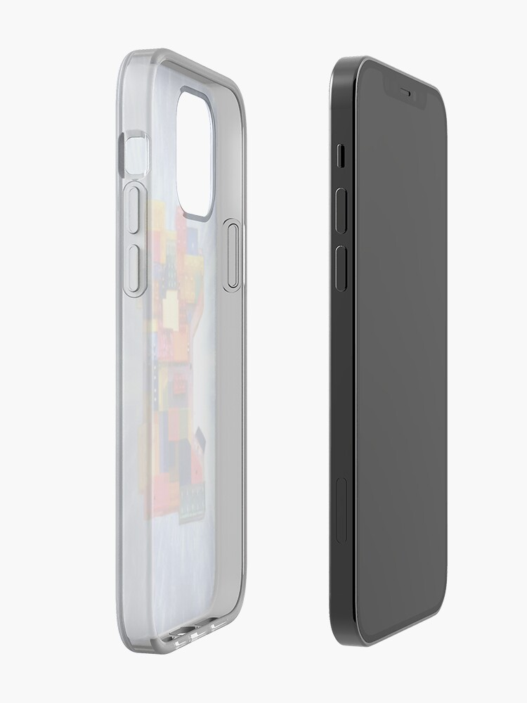 "Alternate view of Quantum Leap ""Gummy Bear"" Handlink iPhone Case & Cover"