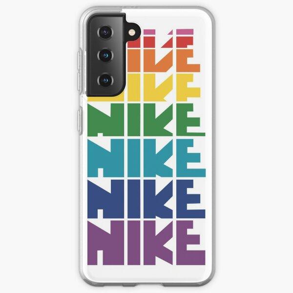 Nike Pride Coque souple Samsung Galaxy
