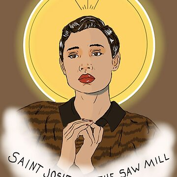 St. Josie by GoldDustGypsy
