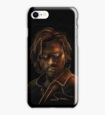 Sam Winchester iPhone Case/Skin