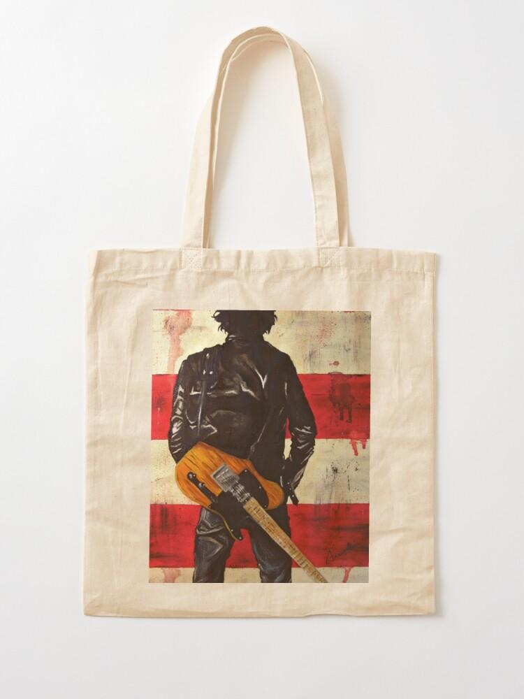 Tote Bag SPRINGSTEEN FOR PRESIDENT