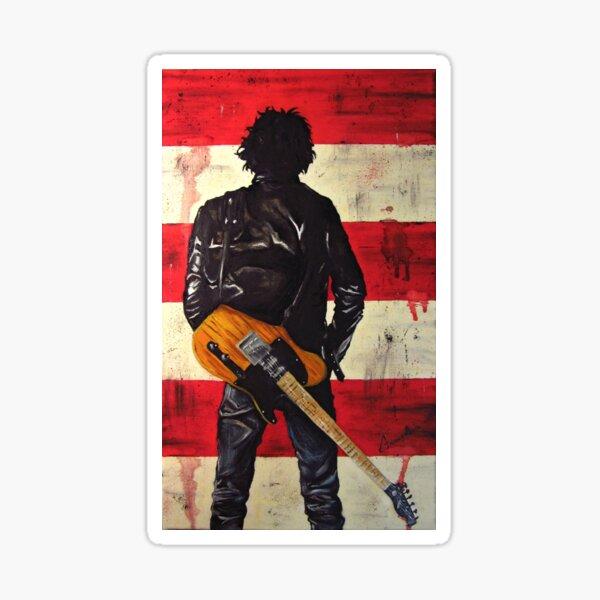 Bruce Springsteen Pegatina
