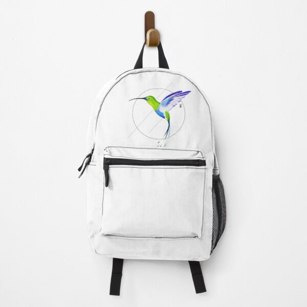 Under the Sign of Colibri Backpack