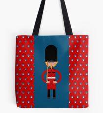 British Bearskin Cap Guard Tote Bag