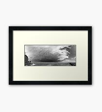 Woody Point, Queensland, Australia. Framed Print