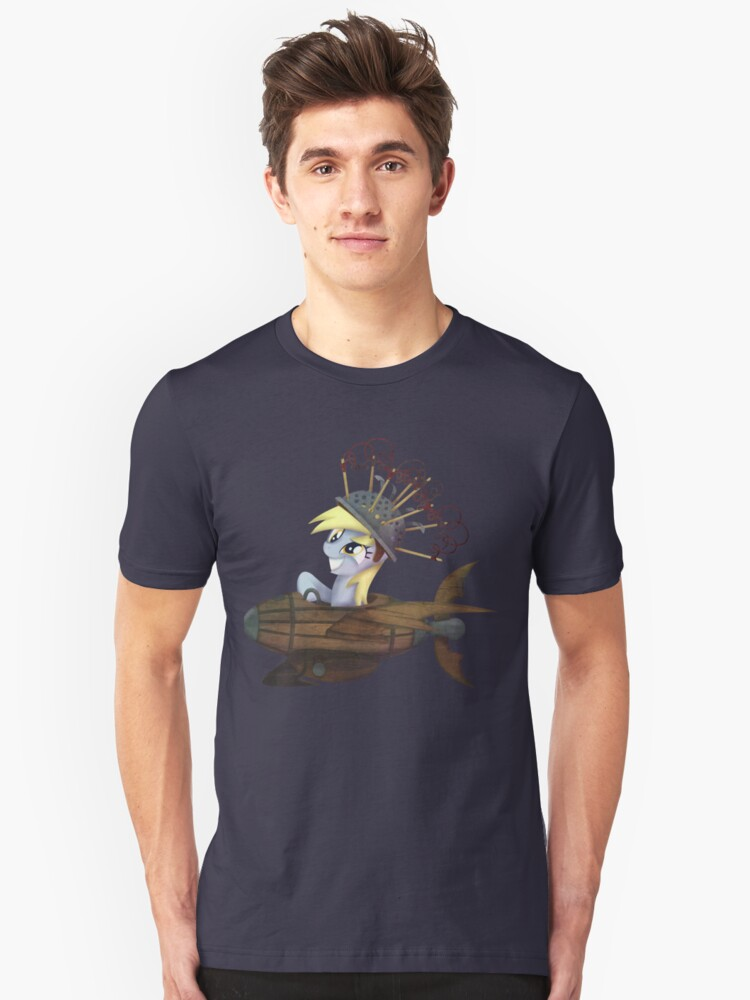 My Little Pony - MLP - Derpy Hooves Unisex T-Shirt Front
