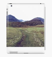 Ennerdale in the Lake District National Park, UK iPad Case/Skin