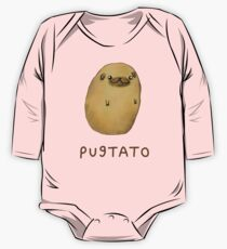 Pugtato One Piece - Long Sleeve
