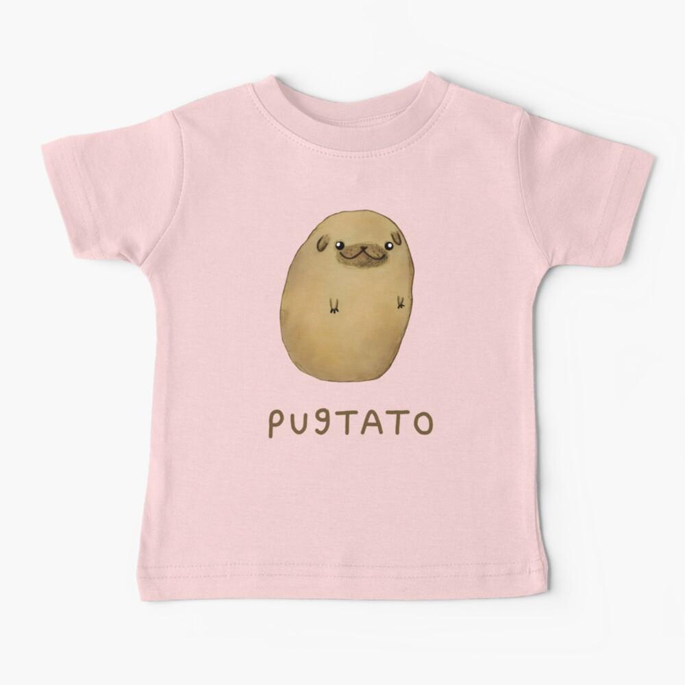 Pugtato Baby T-Shirt