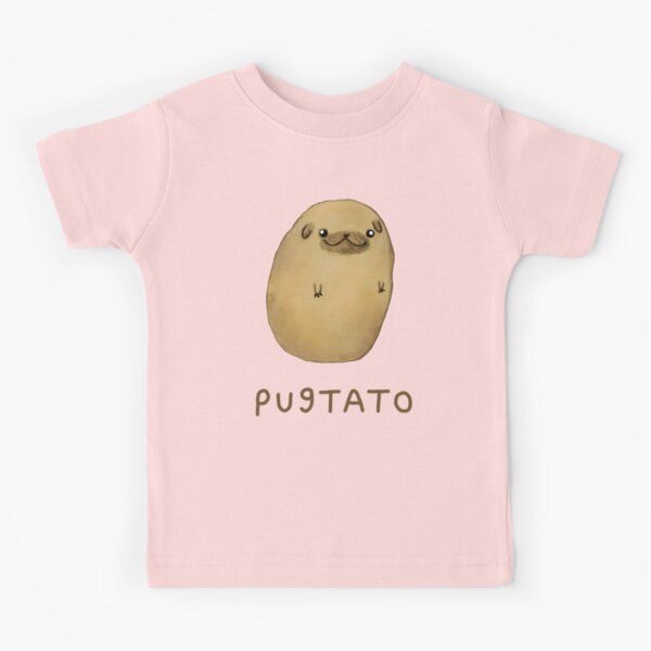 Pugtato Kids T-Shirt