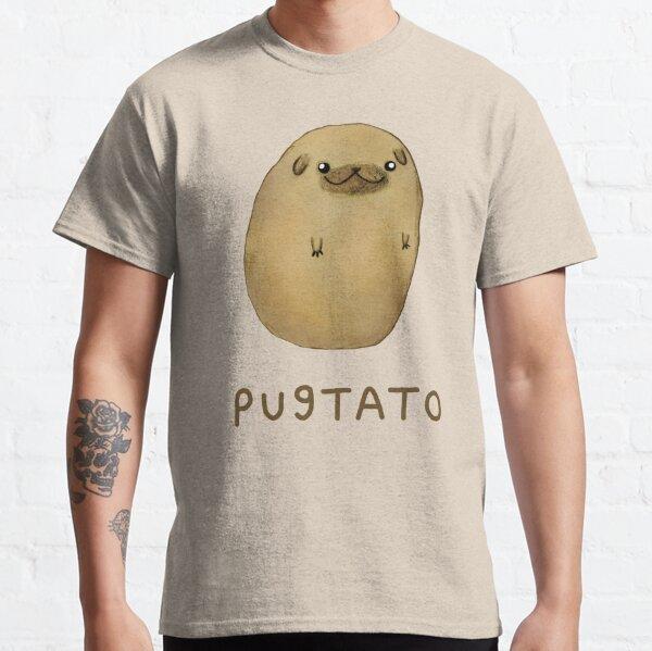 Pugtato Camiseta clásica