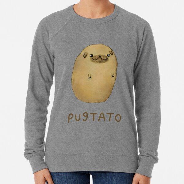 Pugtato Lightweight Sweatshirt