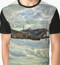 Spitfire Squadron Graphic T-Shirt