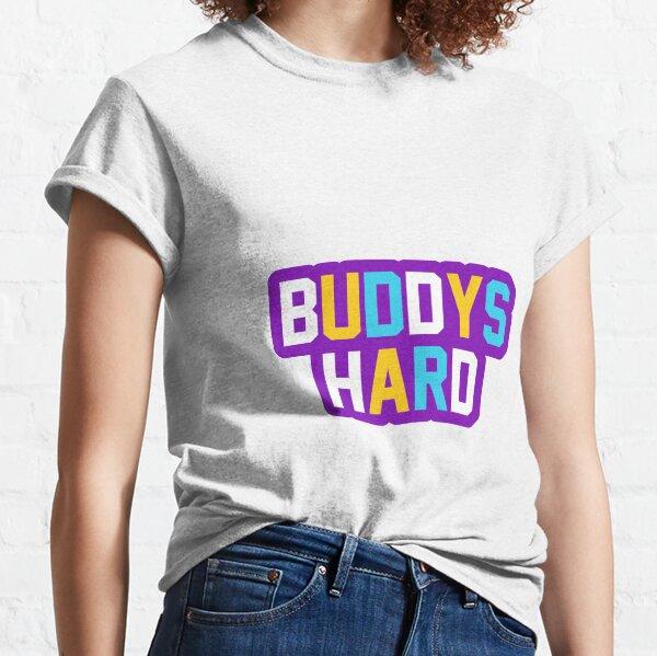 Buddy's Hard Camiseta clásica