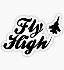 Fly HIgh Sticker