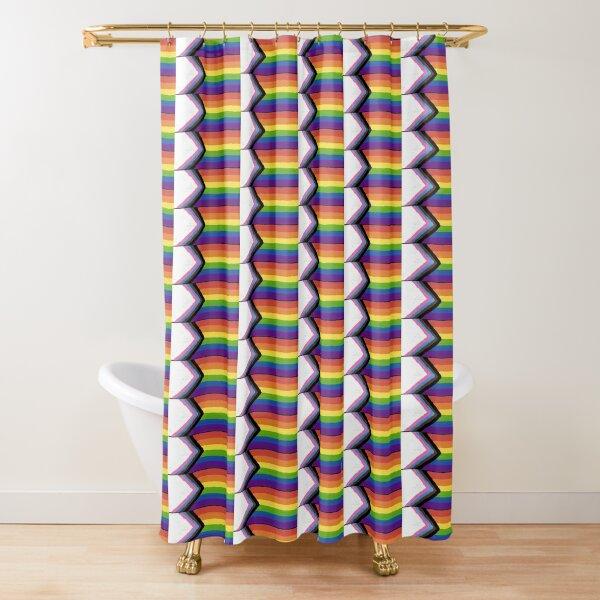 Pride Banner Shower Curtain