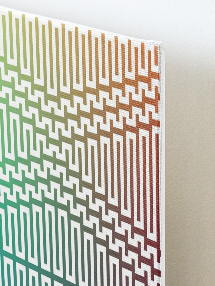 Alternate view of Scientific, Artistic, and Psychedelic Prints on Awesome Products Mounted Print