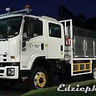 Work Truck by Edzie