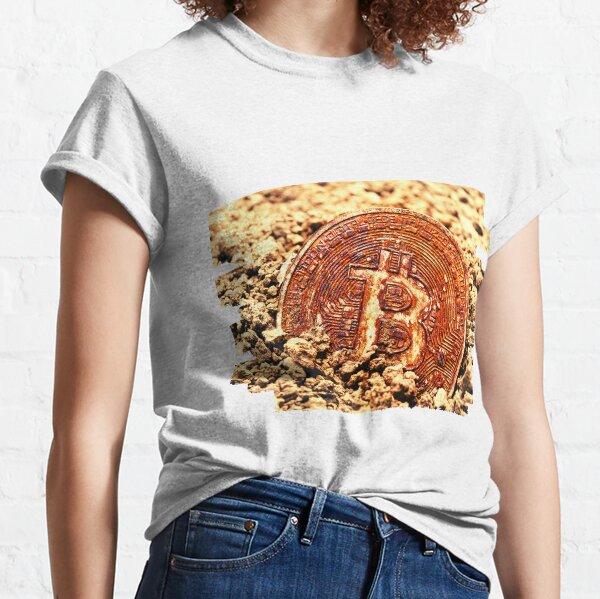 Bitcoin Buried Classic T-Shirt