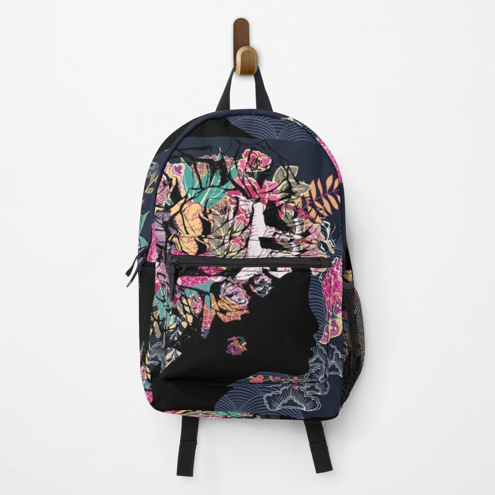 Her Limitless Imagination, Part II Backpack