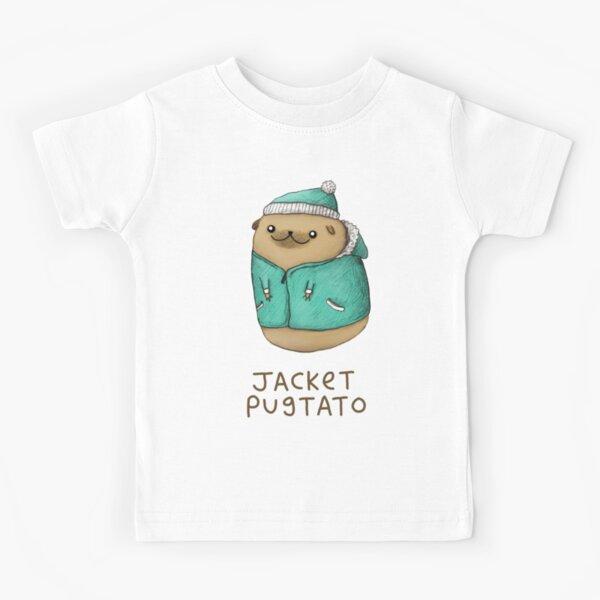 Jacket Pugtato Kids T-Shirt