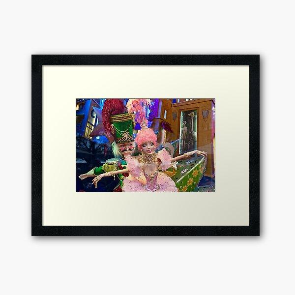 5)  The Nutcracker Suite    ((Macy's--34 St) Framed Art Print