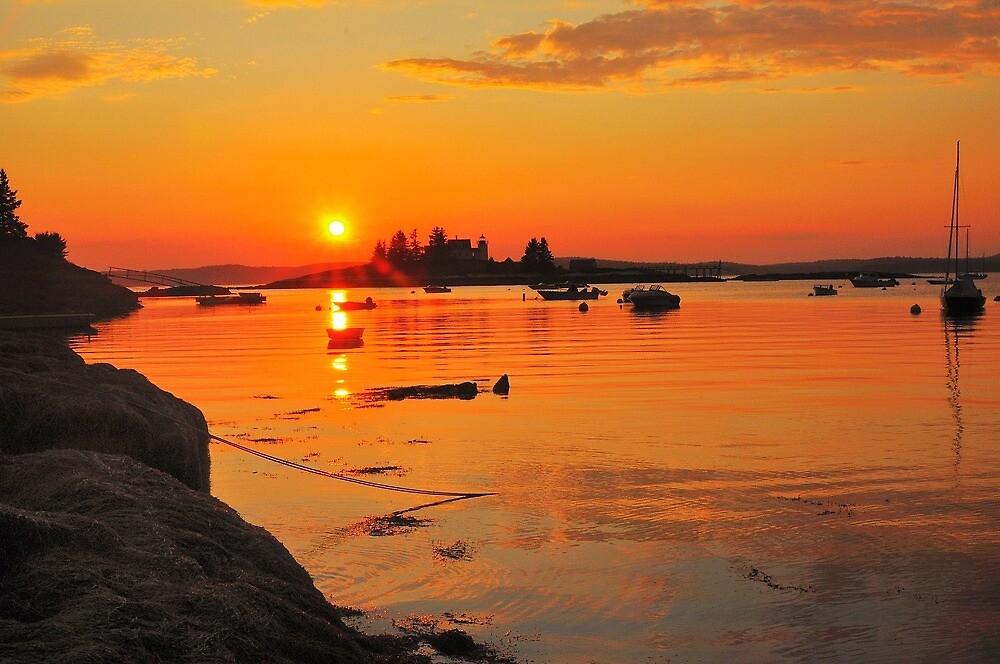 Deer Isle, Maine. by fauselr