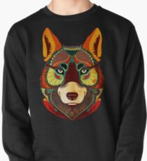 The Wolf Pullover