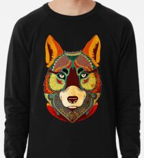 The Wolf Leichter Pullover